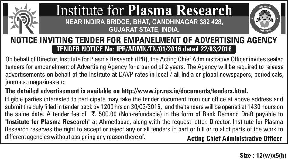 www ipr res in/index2/documents/TENDER%20NOTICE%20